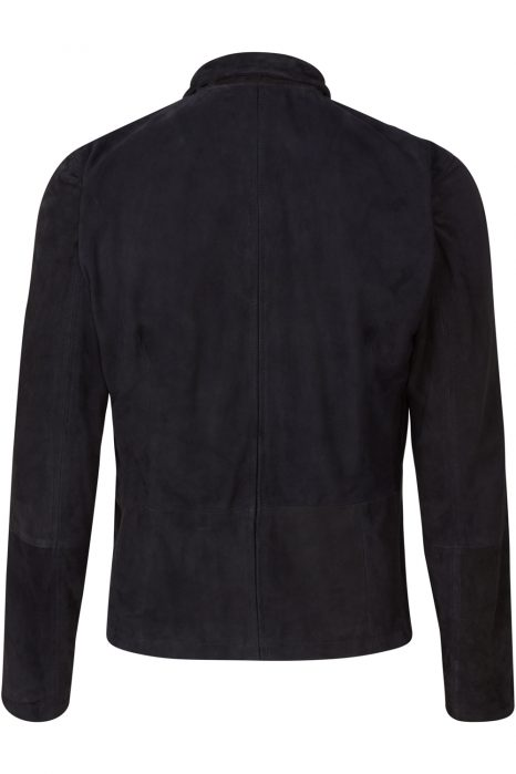Matchless Craig Men's Biker Blouson Navy BACK
