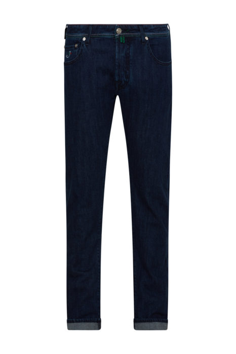 Jacob Cohën Men's J622 Limited Comfort Fit Jeans Dark Blue FRONT