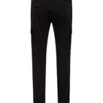 C.P. Company Men's Slim Fit Cargo Trousers Navy BACK