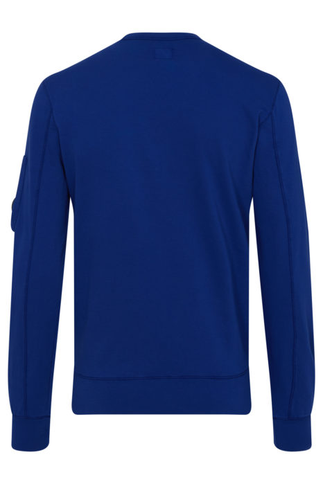 C.P. Company Crew Neck Sweatshirt Dark Blue BACK