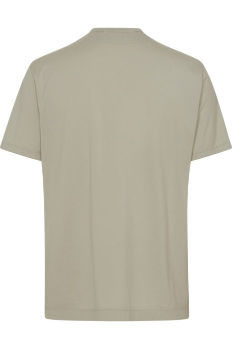 C.P. Company Classic Crew Neck T-shirt Beige BACK