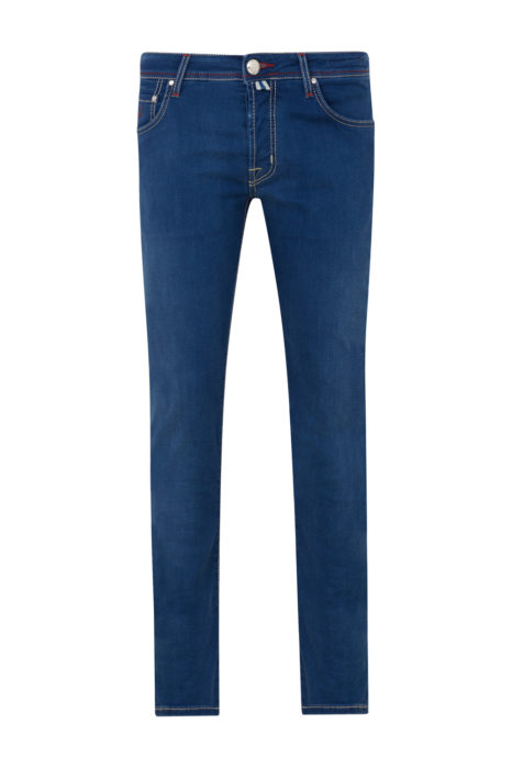 Jacob Cohën Men's Slim Fit Jeans Blue FRONT