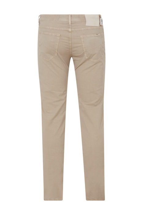 Jacob Cohën Men's Chino Trousers Beige BACK