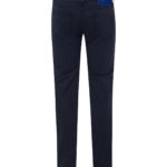 Jacob Cohën Men's Chino Trousers Navy BACK