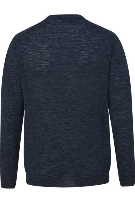 Sand Men's Round-neck Sweater Grey