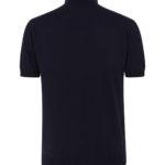 C.P. Company Cotton Polo-shirt Navy BACK