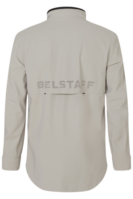 Belstaff Men's Slipstream Tri-layer Jacket Beige BACK