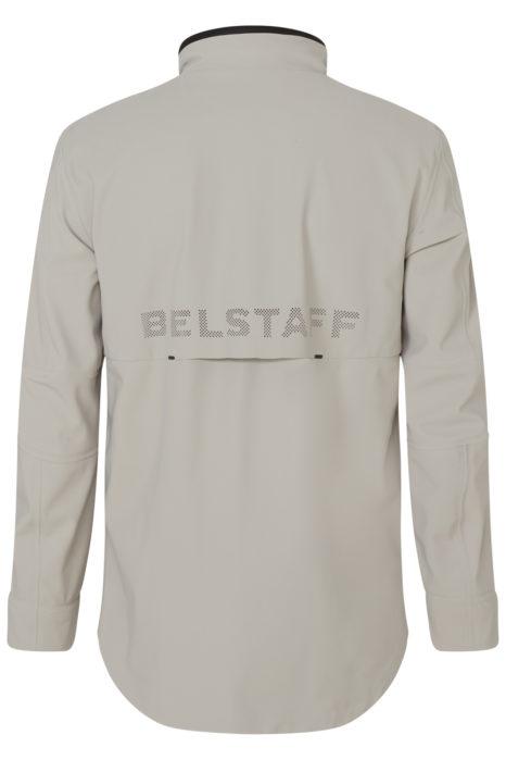 Belstaff Men's Slipstream Tri-layer Jacket Beige BACK