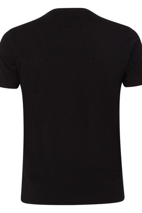 C.P. Company Men's Logo Print T-shirt Navy BACK