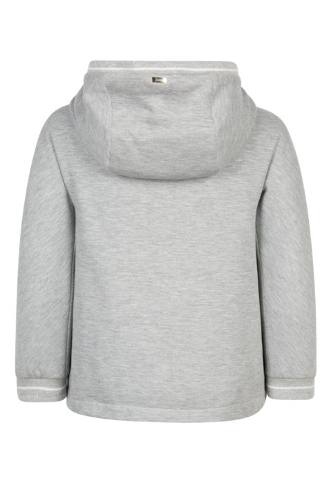 Herno Women's Hoodie Coat Grey