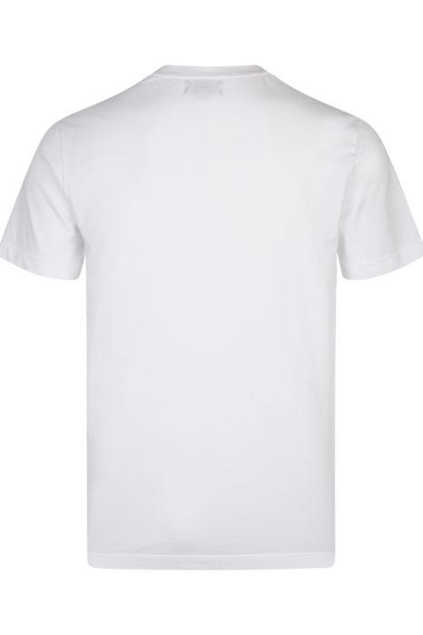 Velvet Men's Simple T-shirt White