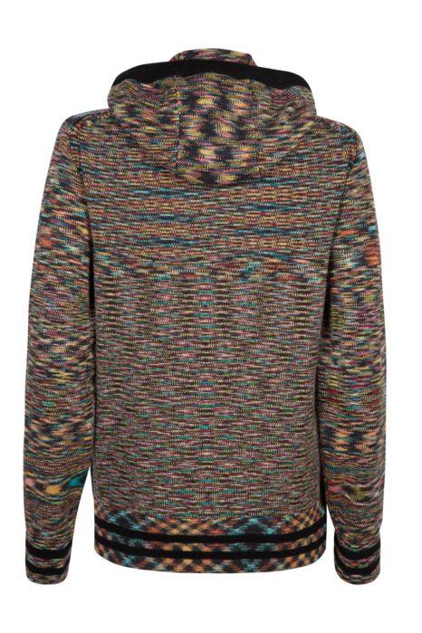 Missoni Women's Cashmere Hoodie Multicoloured