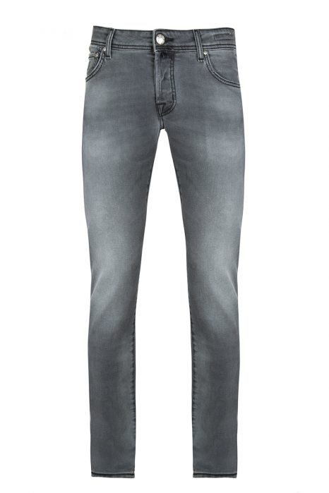 Jacob Cohën Men's PW622 Comfort Jeans Grey