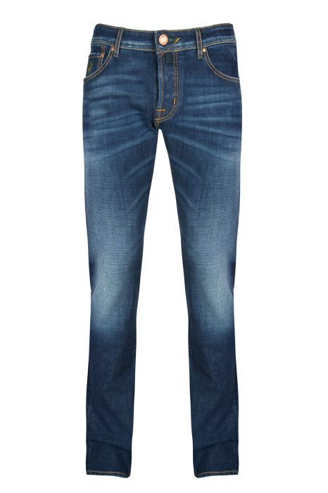 Jacob Cohën Men's PW622 Comfort Jeans Blue