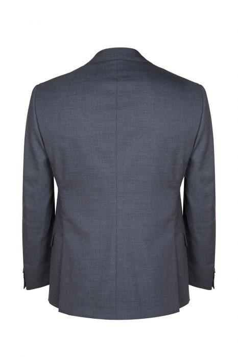 Pal Zileri Men's Tailor-fit Wool Blazer Navy