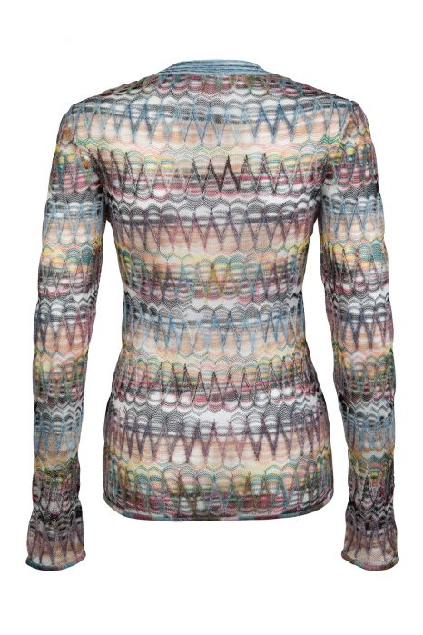 Missoni Women's V-Neck Jumper Beige