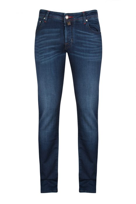 Jacob Cohën Men's J622 Comfort Jeans Dark Blue