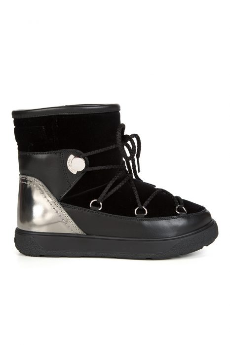 Moncler Women's Stephanie Ankle Boots Black