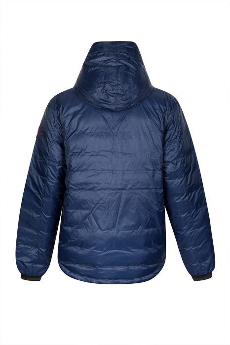 Canada Goose Men's Lodge Hoody Jacket Blue