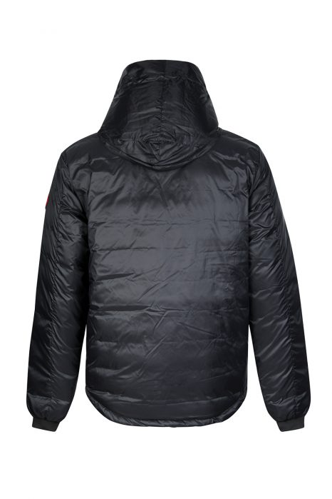 Canada Goose Men's Lodge Hoody Jacket Black