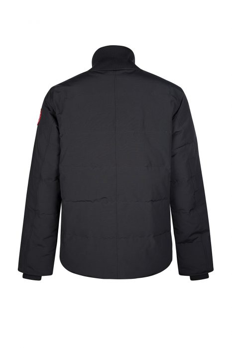 Canada Goose Men's Woolford Jacket Black