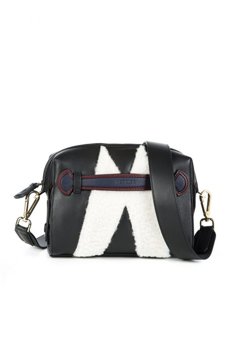 Moncler Women's Willow Shoulder Bag Black