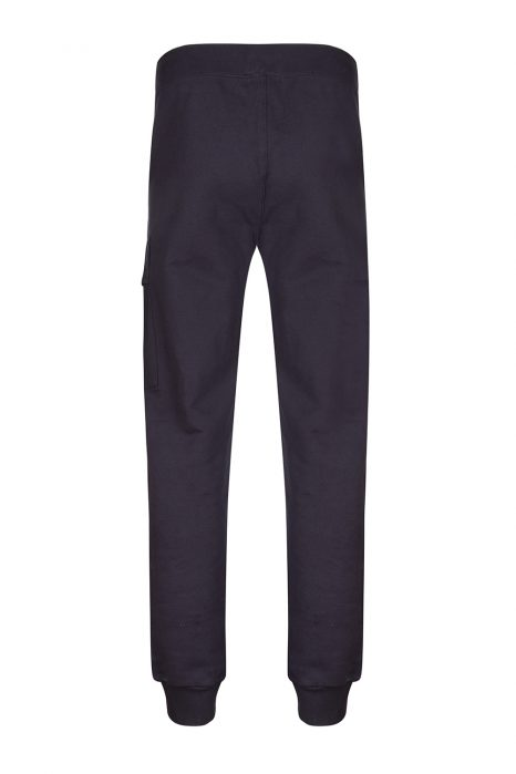 C.P. Company Men's Goggle Lens Track Pants Blue