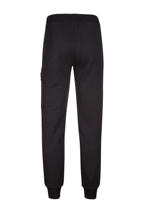 C.P. Company Men's Goggle Lens Track Pants Black