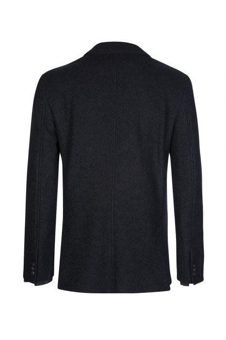 John Varvatos Wool Blazer Black