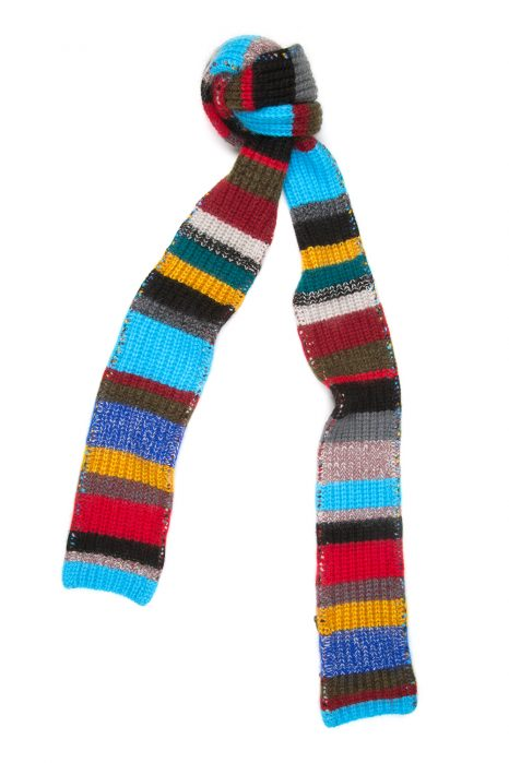 Missoni Women's Stripe Scarf Multicoloured