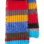 Missoni Women's Stripe Scarf Multicoloured