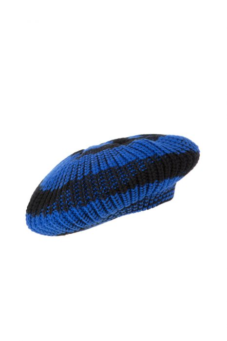Missoni Women's Cashmere beret Hat Blue