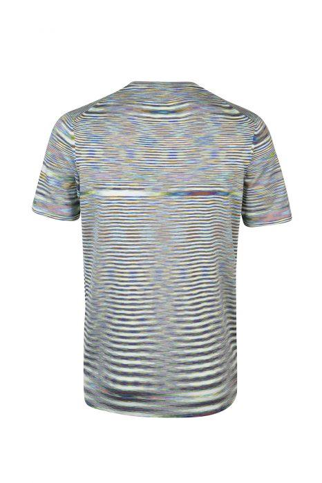 MissoniMen's Space-dye Knitted Top Multicoloured