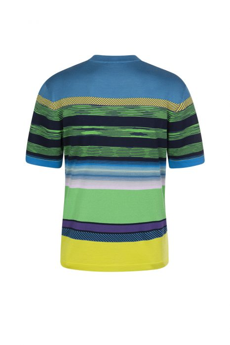 Missoni Men's Crew Neck T-shirt Multicoloured