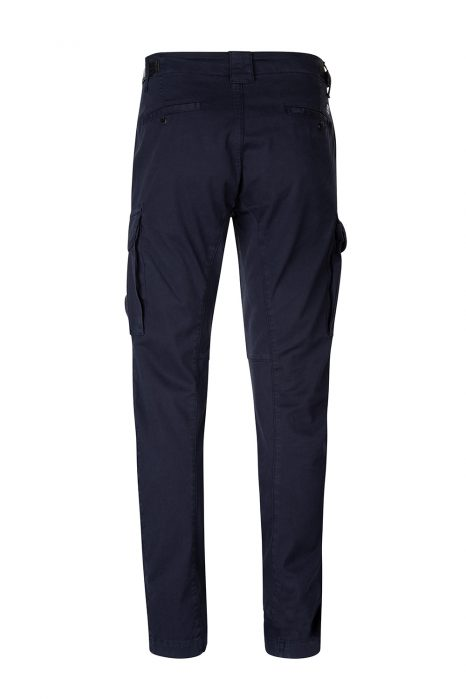 C.P. Company Men's Stretch Cargo Pants Navy