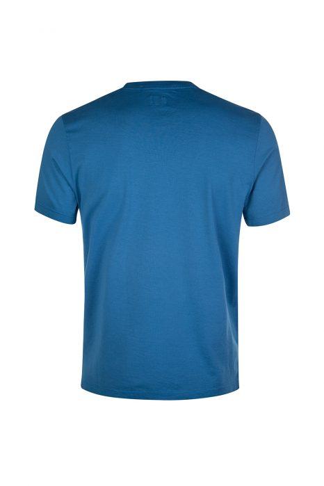 C.P. Company Sailor Logo Print T-shirt Blue