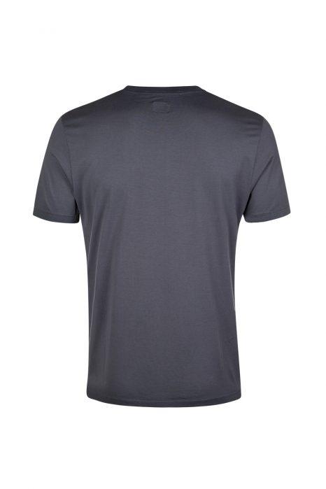 C.P. Company Sailor Logo Print T-shirt Grey