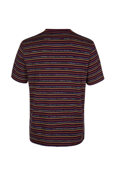 Missoni Men's Jacquard T-shirt Multicoloured