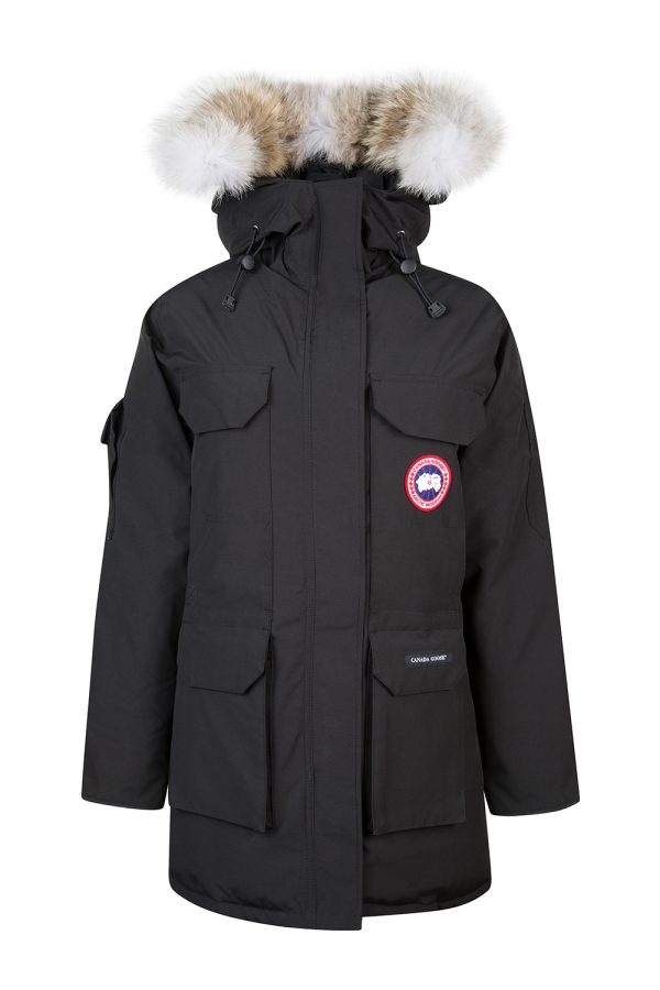 Canada Goose Expedition Women's Parka Black
