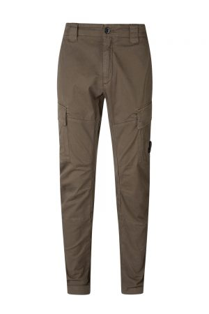C.P. Company Men's Stretch Cargo Pants Khaki