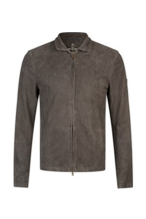 Matchless Craig Men's Suede Blouson Grey