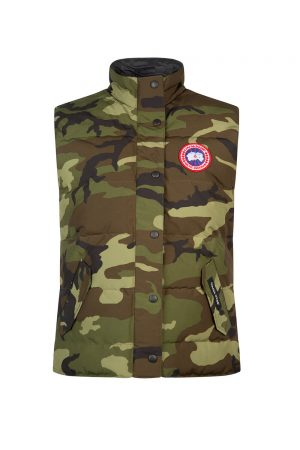 Canada Goose Freestyle Women's Vest Camouflage