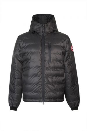 Canada Goose Men's Lodge Hoody Jacket Grey