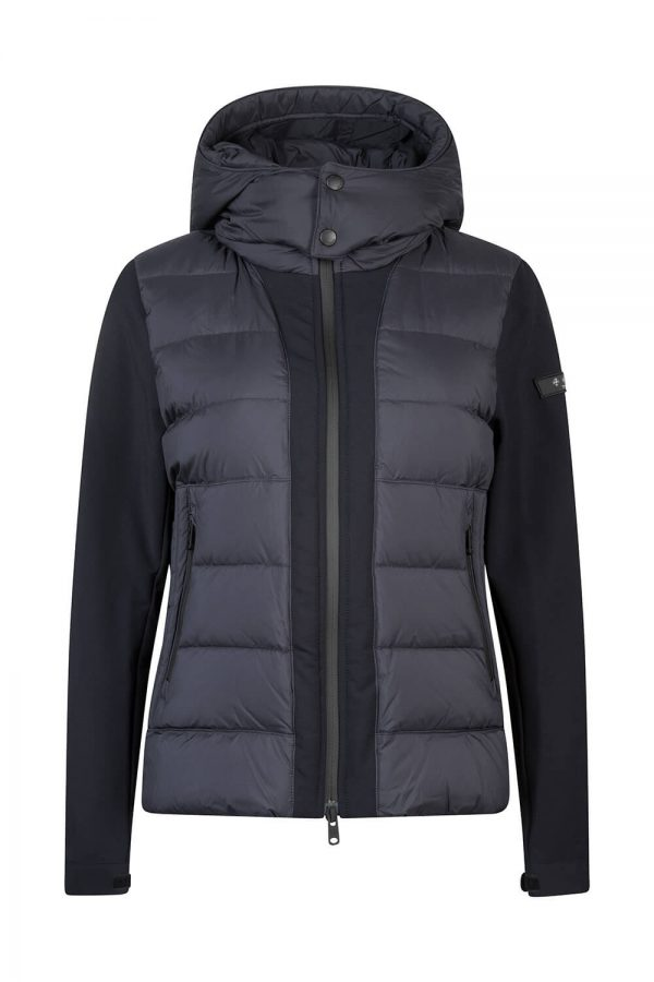 Tatras Bleggio Men's Padded Front Jacket Black