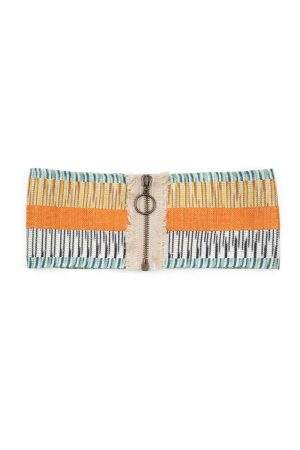 Missoni Women's Hippie Style Belt Multicoloured
