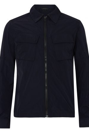 Belstaff Men's Talbrook Shirt Jacket Blue FRONT