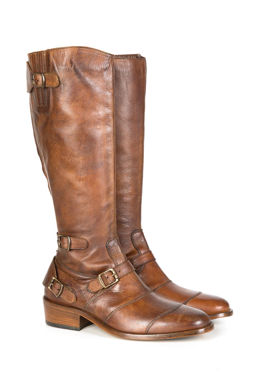 e69269a53eb Belstaff Boots · Belstaff Trialmaster Women's Long Boots Cognac Brown