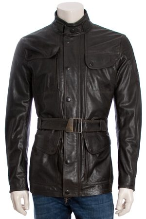 Matchless Kensington Men's Biker Jacket Black