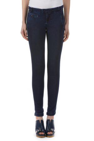 Jacob Cohën Ladies Dark Wash Stretch Denim Jeans Blue