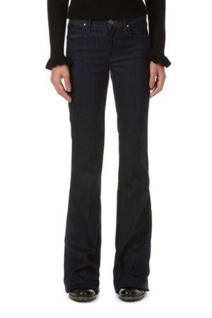 Jacob Cohën Ladies Premium Edition Flared Jeans Blue